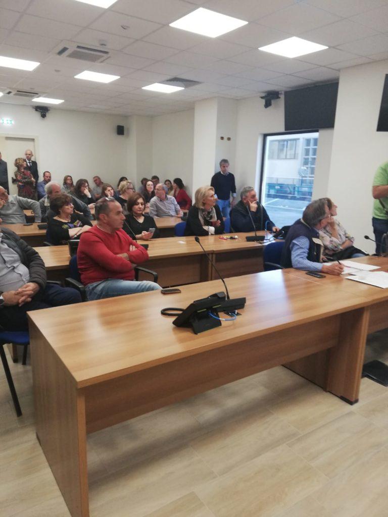 7 e 8 novembre 2019 Assemblee sindacali al Tribunale di Bari