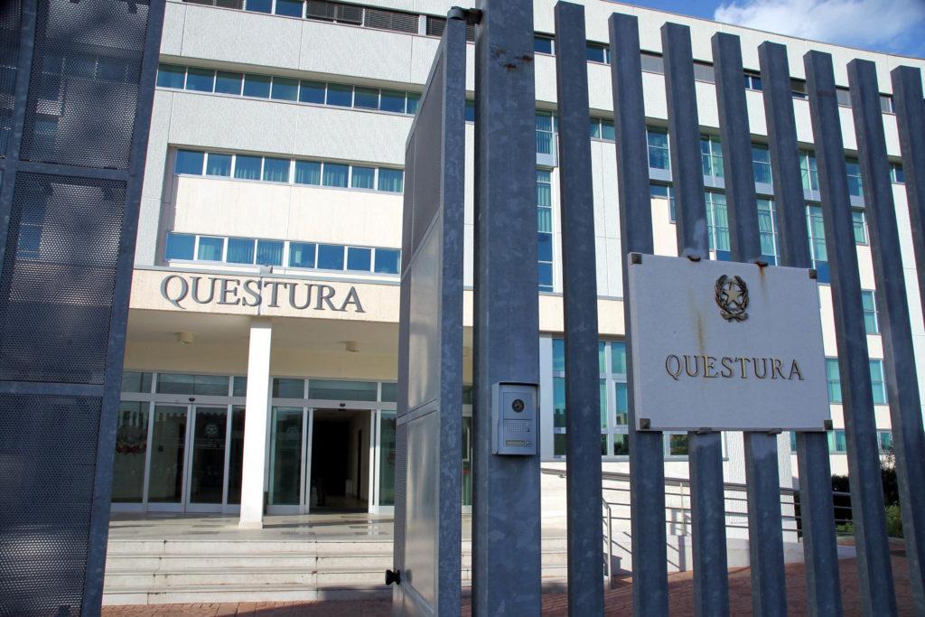 FLASH 2020-8           QUESTURA DI TARANTO, EMERGENZA COVID 19, CONFINTESA FP PRESENTE.